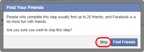 how to quickly add friends on facebook